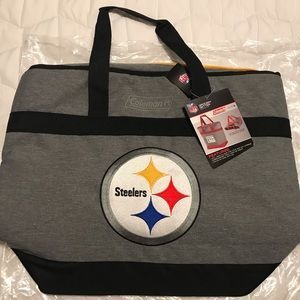 Brand New NFL Steelers Cooler Bag (With Tags)